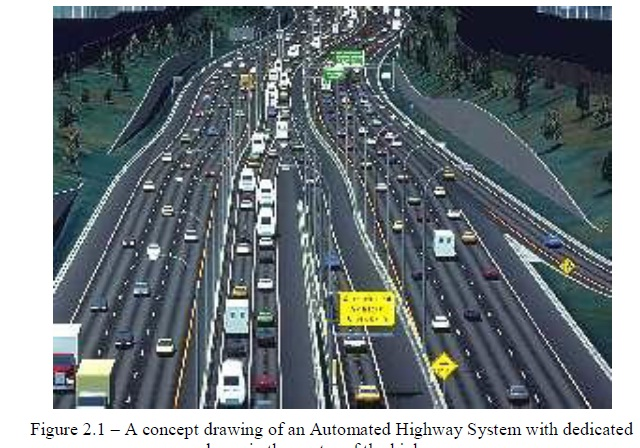 Automated Highway Systems | Seminar Report, PPT, PDF for
