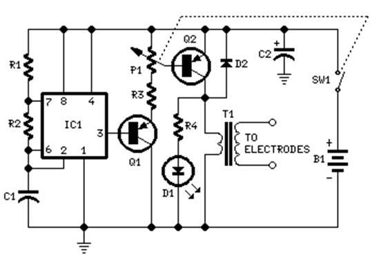 Block Diagram Biomedical Sleep Inducer - Wiring Diagram 1 Switch 2 Lights  for Wiring Diagram SchematicsWiring Diagram and Schematics