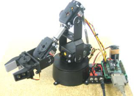 Robotic Arm Mechanical Project Topics