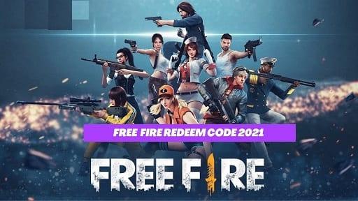 FF Redeem Code Today