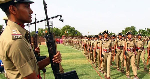Haryana Police SI Recruitment 1