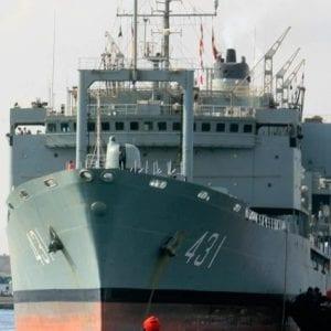 Iran's greatest warship