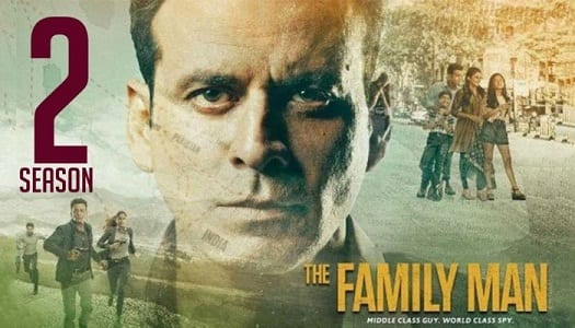 The Family Man 2