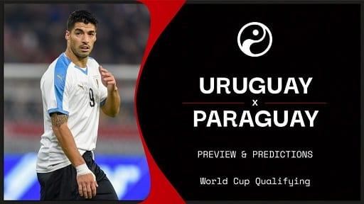 Uruguay vs Paraguay