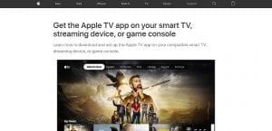 activate apple TV