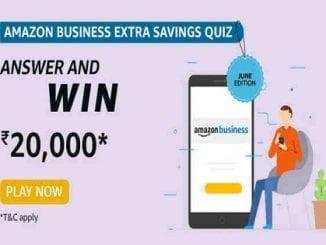 amazon business quiz