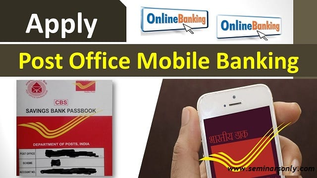 post office mobile banking