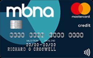 MBNA Mastercard