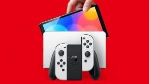 Nintendo OLED