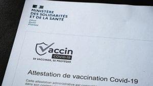 attestation vaccin ameli