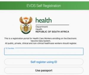 vaccine registration