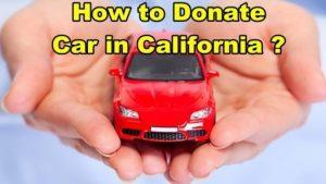 CAR IN CALIFORNIA