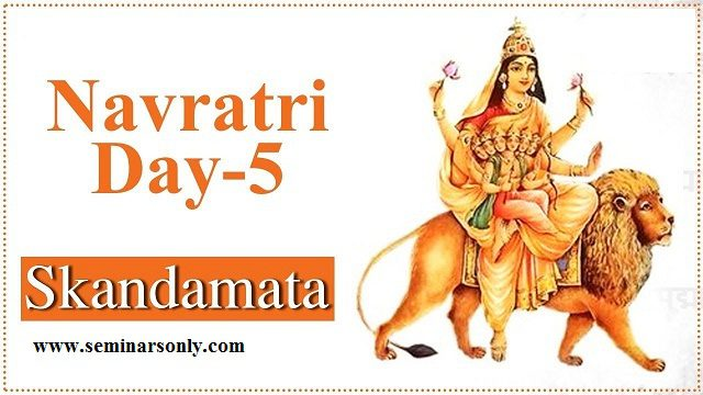 5th Day Navratri Image